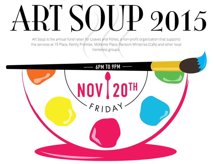 Art Soup 2015