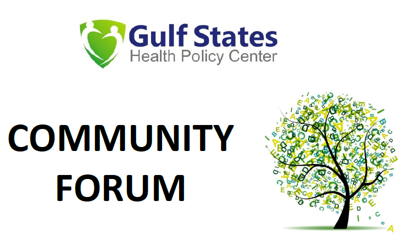 Community Forum: Education Matters