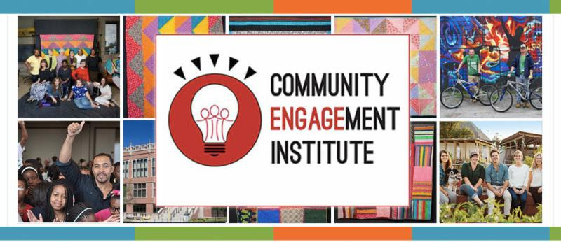Community Engagement Institute Livestream  with Interactive Presentations &Dialogue
