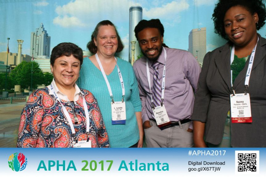 CHC Represented at APHA 2017