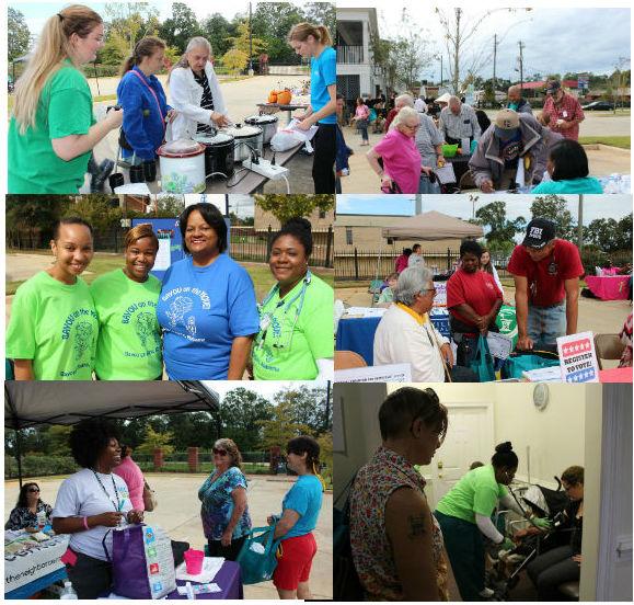 BayouClinic Hosts 3rd Annual Bayou on the MoveEvent
