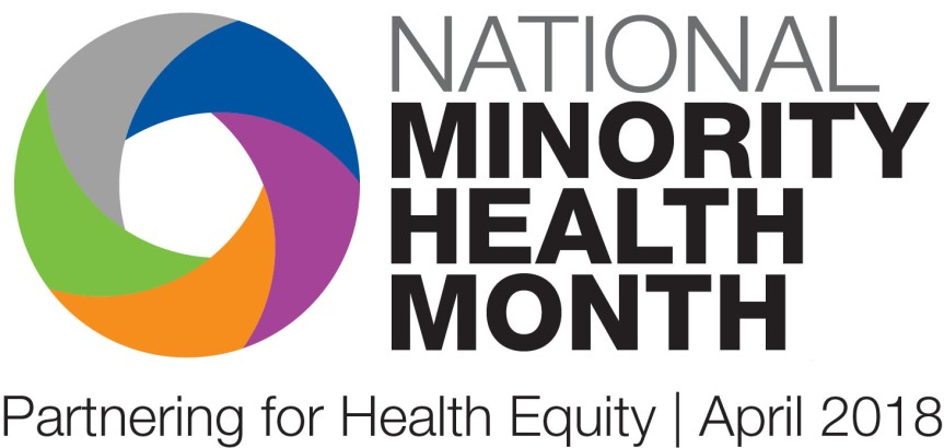 Minority Health Month 2018: Partnering for Health Equity
